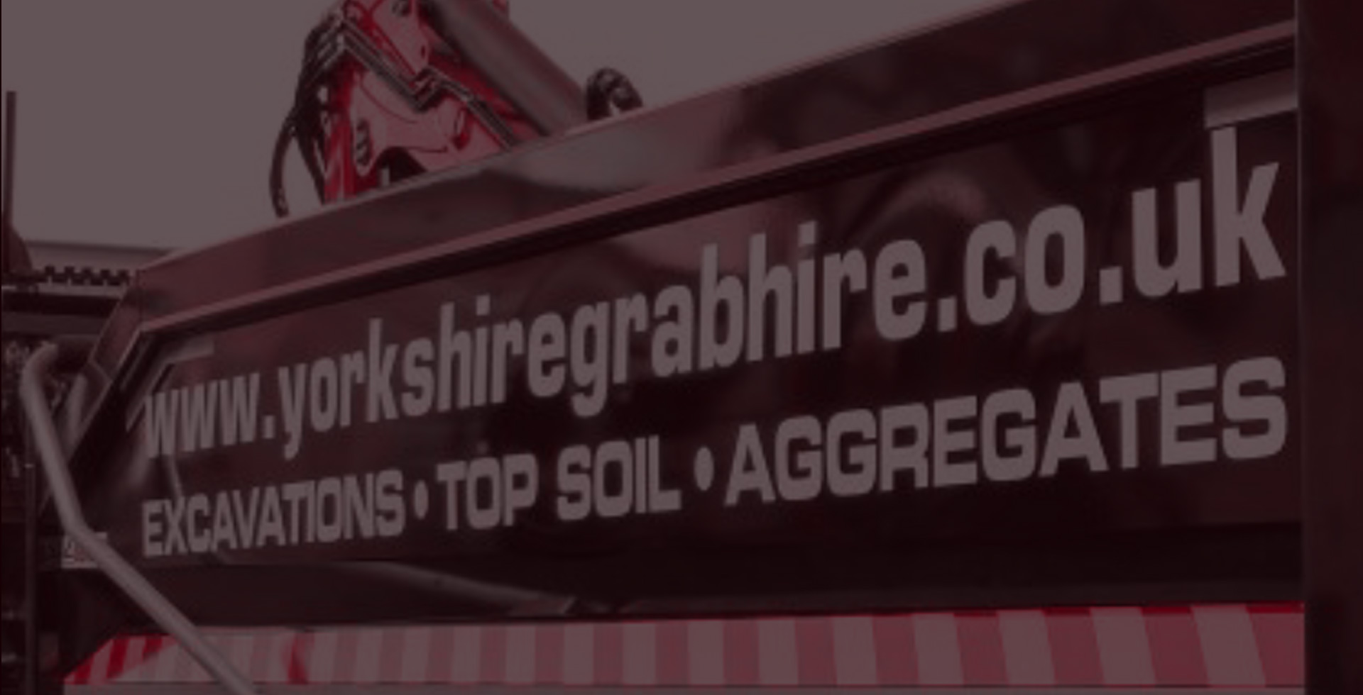 Yorkshire Grab Hire :: t: 01924  480992. Providing Grab Hire services throughout Yorkshire. We collect and dispose of all types of soil, rubbish, rubble, trees, plant cuttings  and other waste material from your site. We do this using eco-friendly, yet cost effective methods.